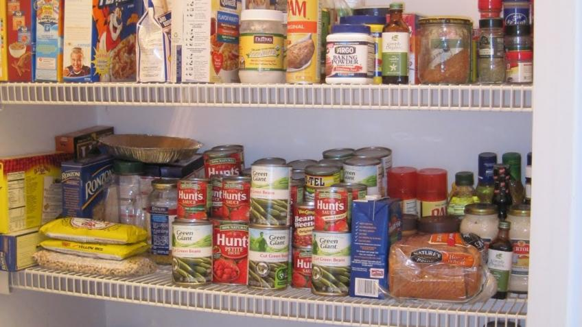 Poets Pantry, a resource to combat food poverty