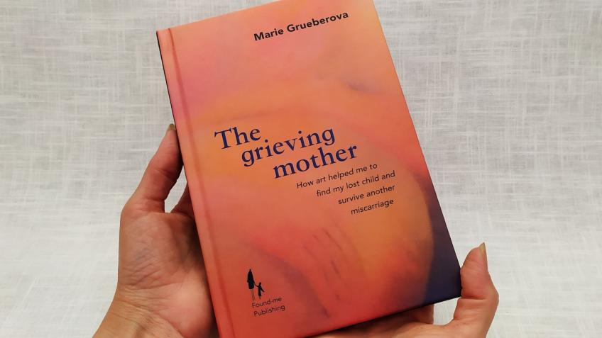 Sponsor The Grieving Mother Book