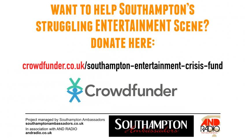 Southampton Entertainment Crisis Fund!