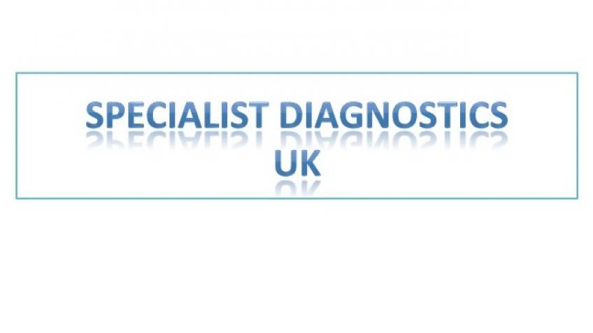 Specialist diagnostics UK