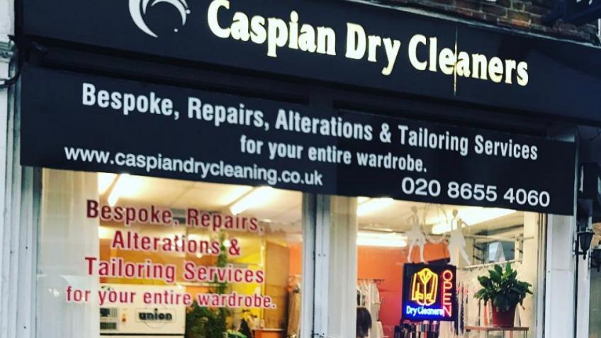 Dry cleaning/carpet cleaning / collection delivery