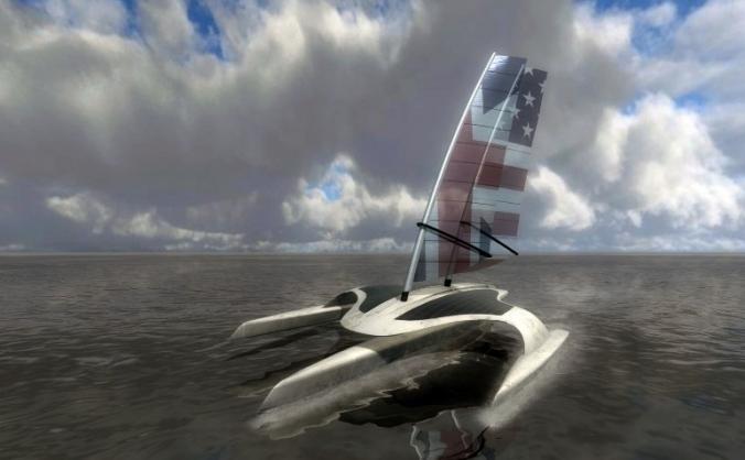Mayflower autonomous ship image