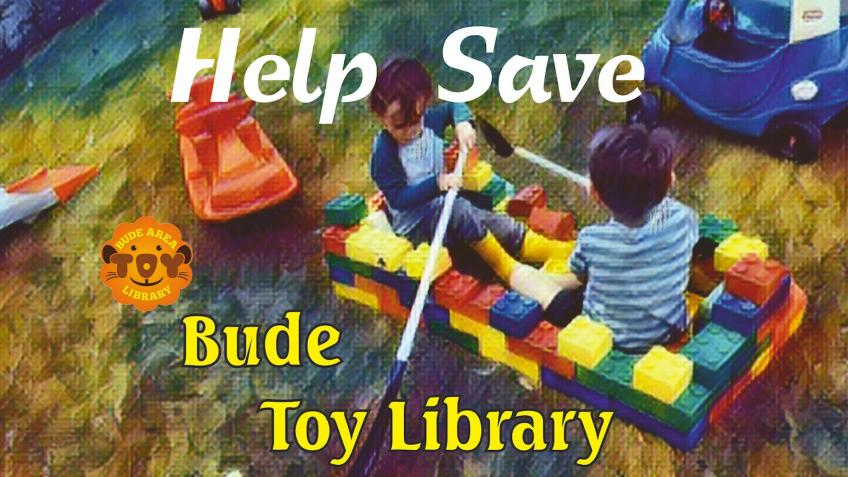 Help Save Bude Toy Library