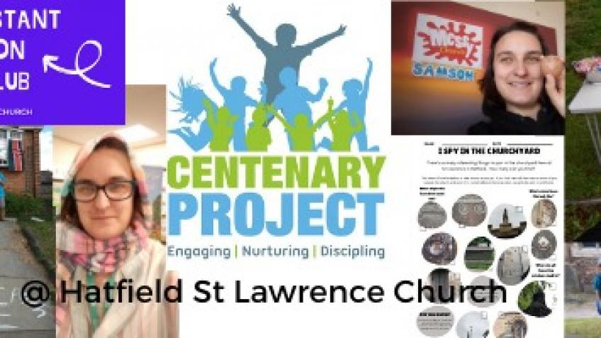 Centenary Project Worker at St Lawrence Church
