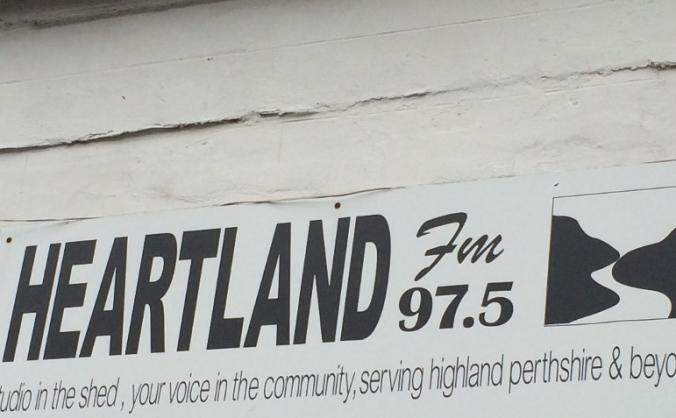 Heartland FM studio relocation