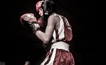 Teenage Cancer Trust White Collar Boxing Event