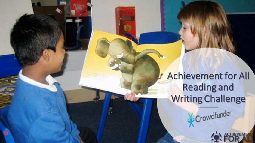 Achievement for All Reading and Writing Challenge