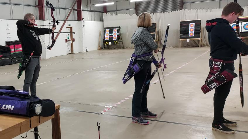 Support Trackside Archery and Shooting Club