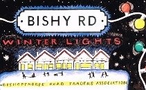 Help light up Bishy Road this winter!