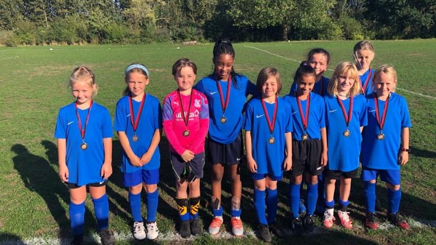 Julian's FC Girls Under 12s