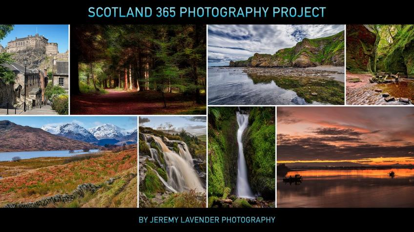 Scotland 365 Photography Project