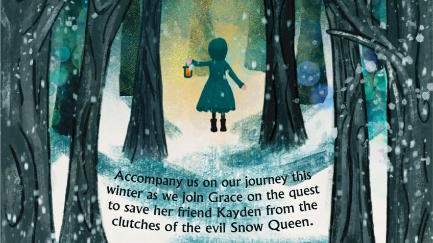 The Snow Queen - a family theatre production