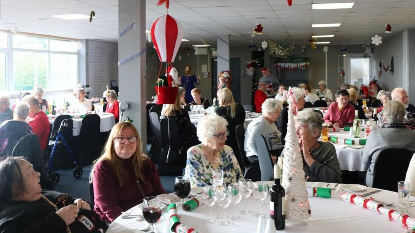 Barry Round Table's Older Persons Dinner