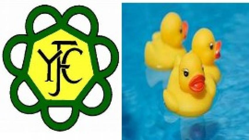 Withleigh YFC Virtual Chairty duck race