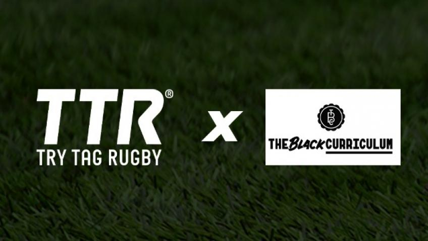 Try Tag Rugby x The Black Curriculum