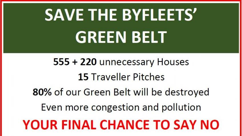 Save The Byfleets' Greenbelt