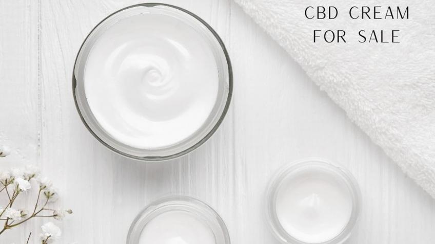 CBD Cream for Sale