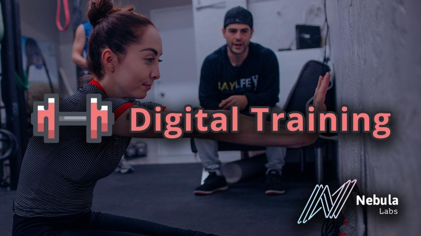 Personal Trainer Digitisation - recovery project