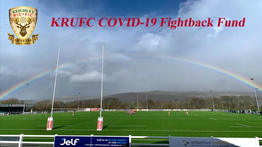 Keighley RUFC Covid-19 Fightback Fund