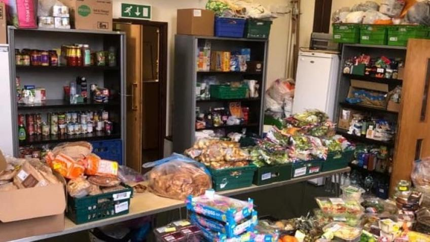 The Daily Bread Food Distribution & Community Café