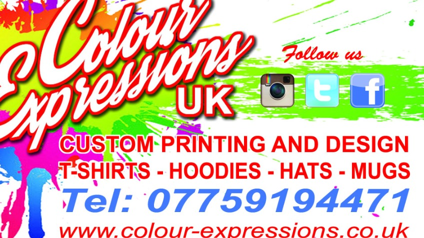 Colour-Expressions Promotional Printing