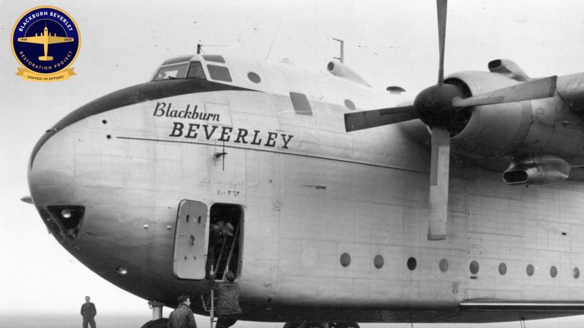 Save the Blackburn Beverley Aircraft