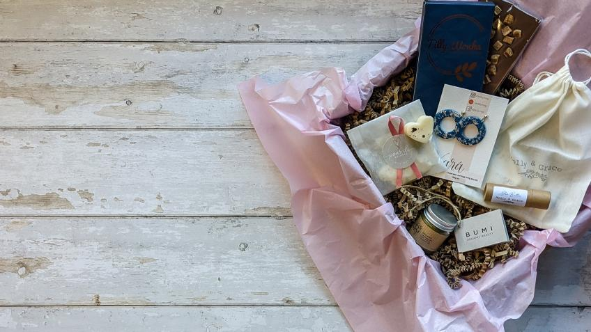 Loving Small Business Subscription Boxes
