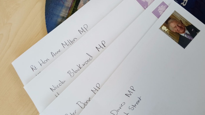 Send a PRO EU Letter to Every UK MP