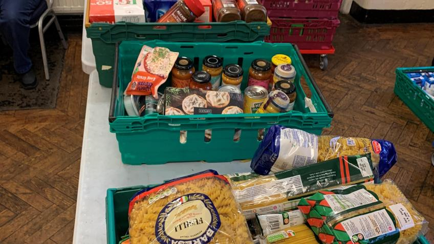 Food for Refugees, Asylum Seekers and Migrants