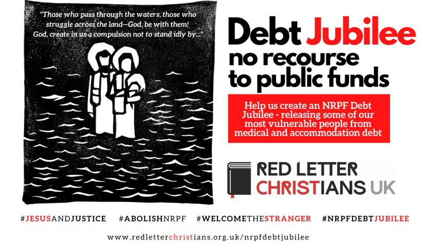 Debt Jubilee - No Recourse to Public Funds