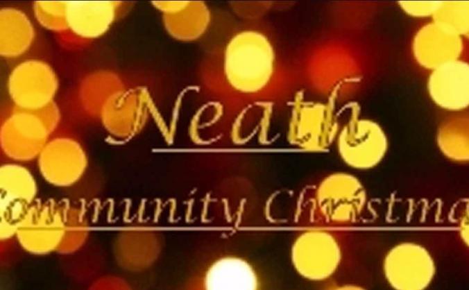 Neath community christmas image