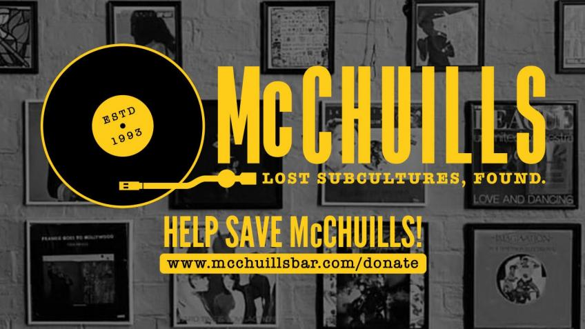 Help Save McChuills