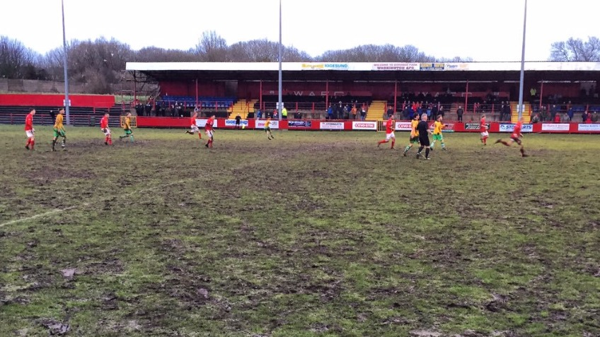 Workington AFC - Mower Appeal