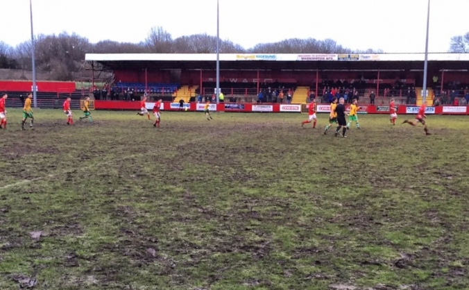 Workington afc - mower appeal image