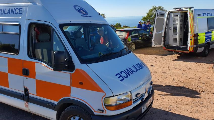 Exmoor Search & Rescue Team Vehicle Appeal