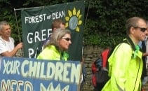 Green MP for the Forest of Dean