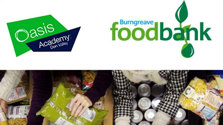 Oasis Don Valley & Burngreave Foodbank