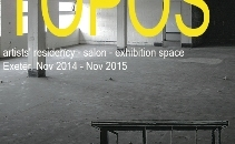 TOPOS - project led arts space in Exeter