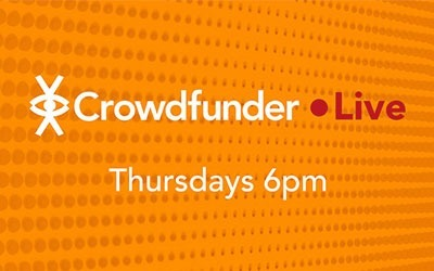 Learn about crowdfunding every Thursday