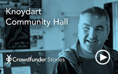 Crowdfund Stories: Knoydart Community Hall