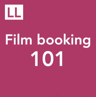 Film booking 101