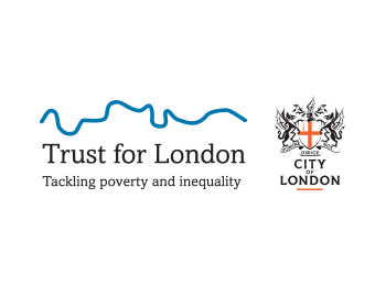 Trust for London & City Bridge Trust logo