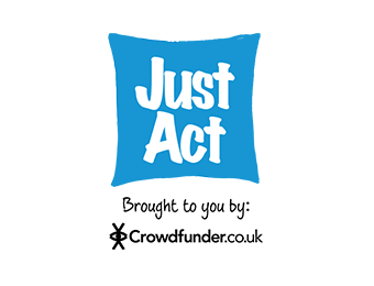 Just Act logo