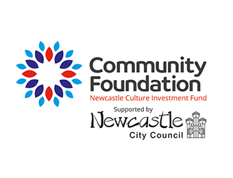 Community Foundation Tyne Wear and Northumberland logo