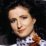 Madeleine Mitchell, violinist
