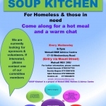 Community Soup Kitchen for Homeless & the needy