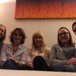 Heather, Kerry, Jenny,  Lizzie and Lucy