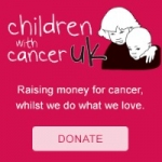 Westminster business school, Children with cancer UK