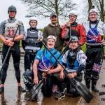 GB1 Under 19's British Rafting Team