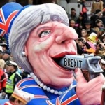 The May Brexit Float campaign & Protest Tour.